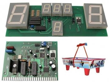 Контроллеры развлекательных автоматов